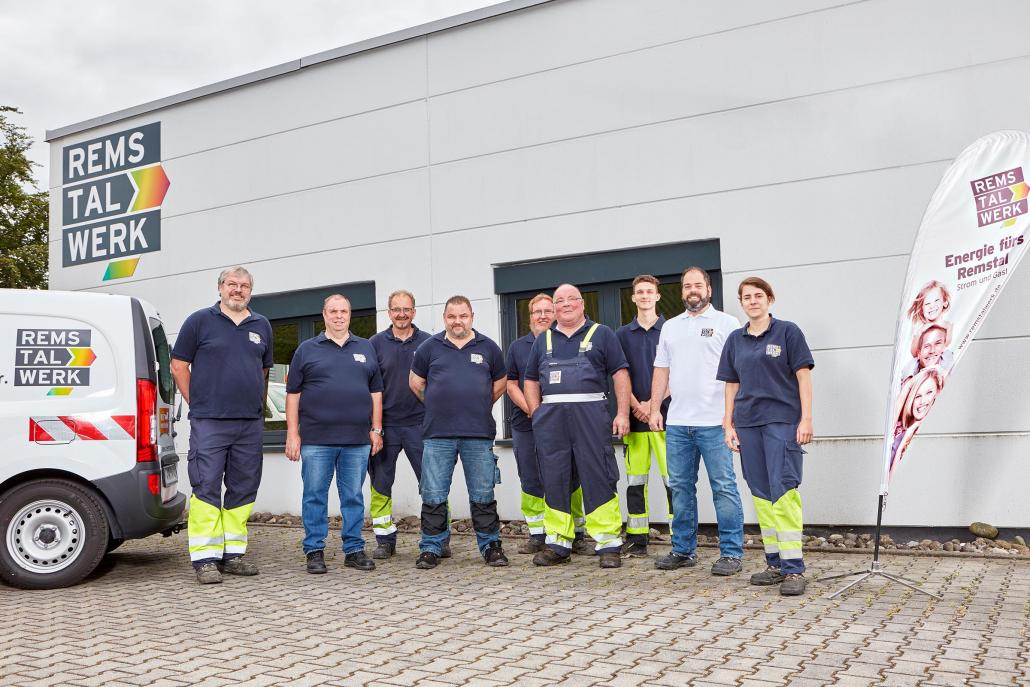 Team Remstalwerk, Stromstörung, Wasserstörung