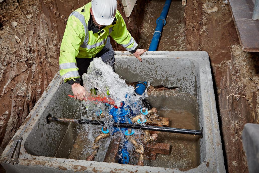 Remstalwerk Wasserversorgung