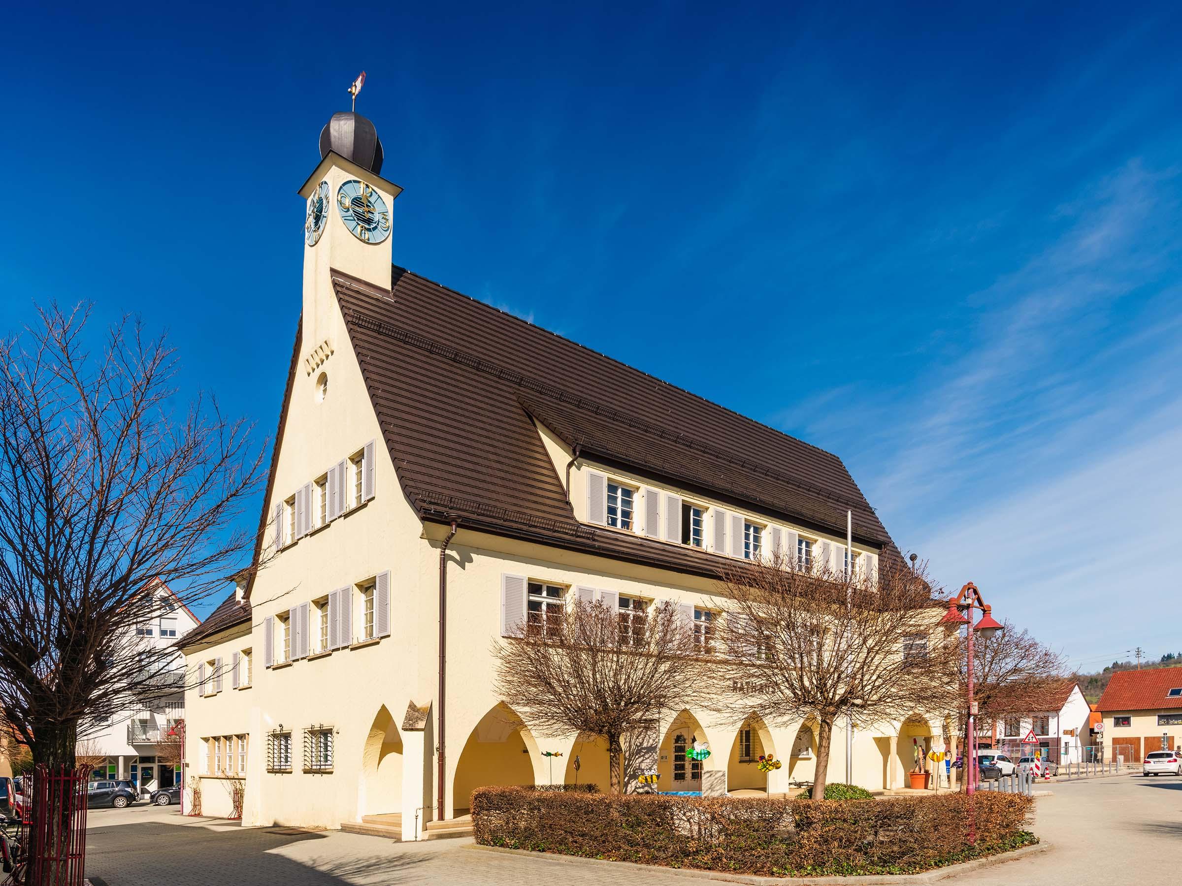 Rathaus Urbach