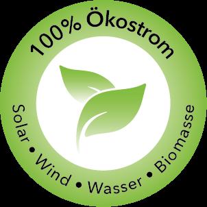 100% Ökostrom: Hier gelangen Sie direkt zu unseren Naturstromtarifen.
